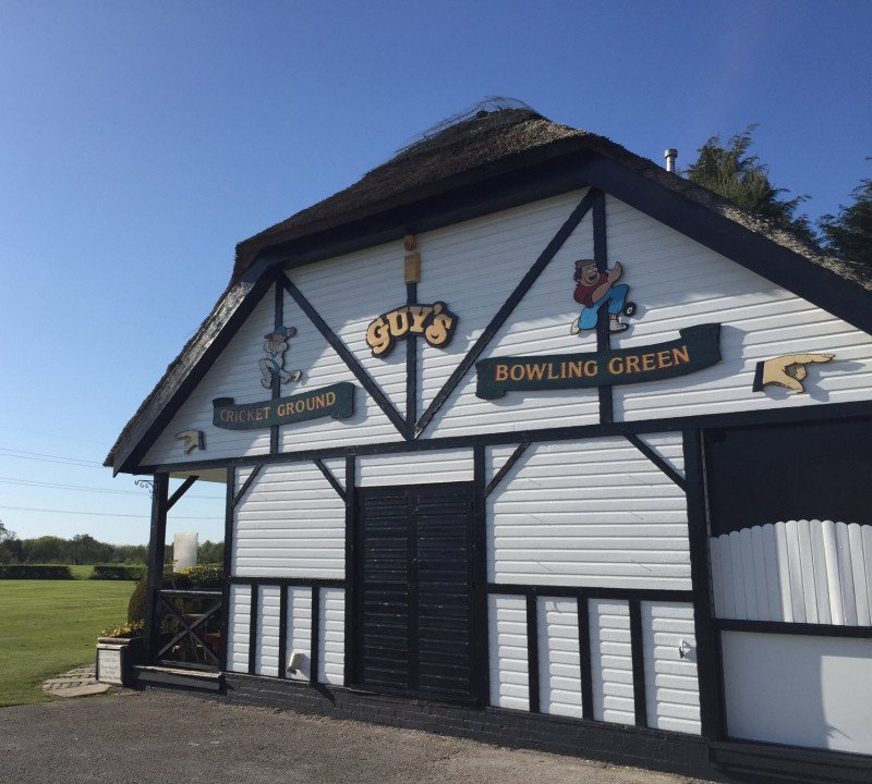 Sports at the Hamlet - Available for hire